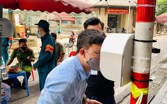 Nhà khoa học Việt chế tạo 'mắt thông minh' phòng Covid-19