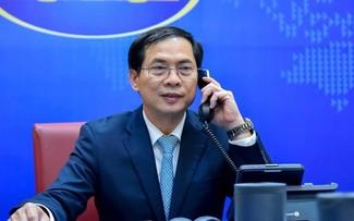 เวียดนามสนับสนุนบรูไนในการปฏิบัติหน้าที่ประธานอาเซียนในปี 2021