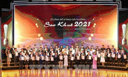 2021 Sao Khue Awards - platform to boost Vietnam's digital transformation