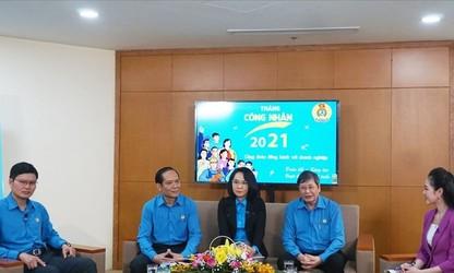 Вьетнамские рабочие объединяются, продвигают творческие способности и развиваются