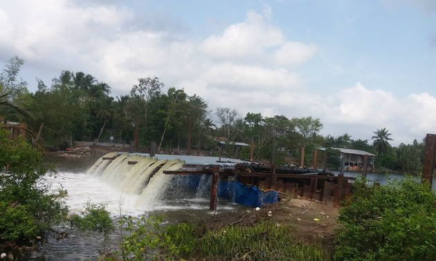 Konektivitas Antarkawasan di Daerah Dataran Rendah Sungai Mekong untuk Beradaptasi dengan Perubahan Iklim