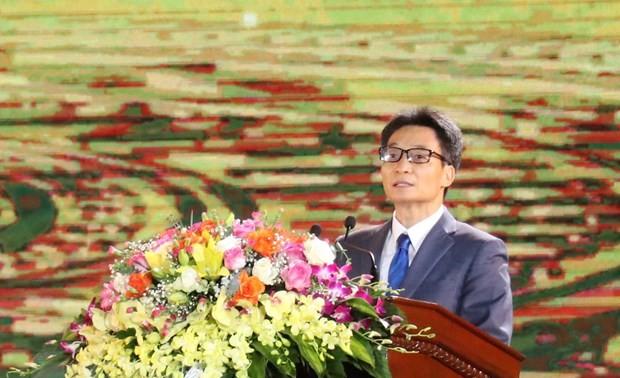 """Pembukaan Tahun Pariwisata Nasional- Festival Hoa Lu 2021 dengan Tema """"Hoa Lu – Ibukota Kuno Ribuan Tahun"""""""