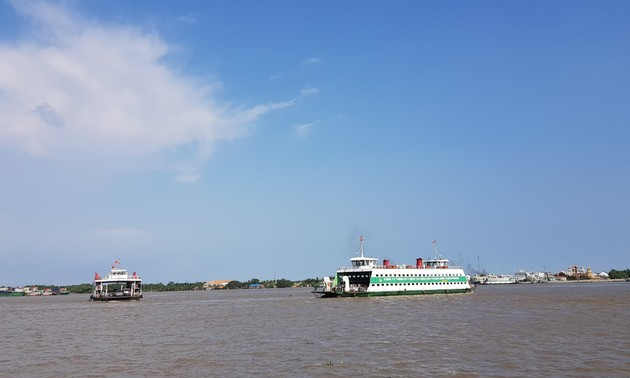 Kota Ho Chi Minh Berkiblat ke Laut untuk Mengembangkan Ekonomi