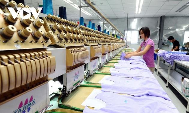Vietnam Menjadi Pengekspor Barang Garmen yang Terbesar Ke-2 di Dunia