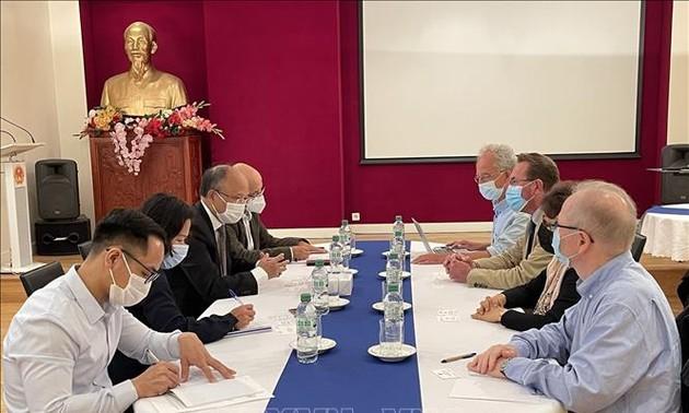 Federasi Kesehatan Perancis-Vietnam Berikan Sumbangsih yang Positif bagi Hubungan antara Dua Negara