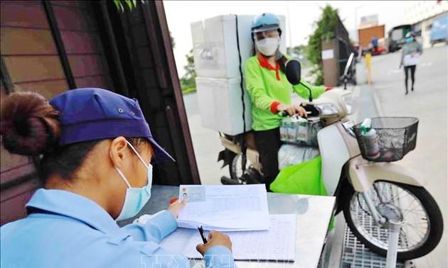 Kota Ha Noi Laksanakan 7 Hari Puncak untuk Temukan Kasus Infeksi Covid-19 Transmisi Lokal