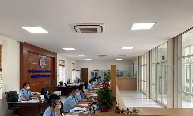Lancarkan Aktivitas Ekspor dan Impor Barang selama Puncak Pencegahan dan Penanggulangan Wabah Covid-19