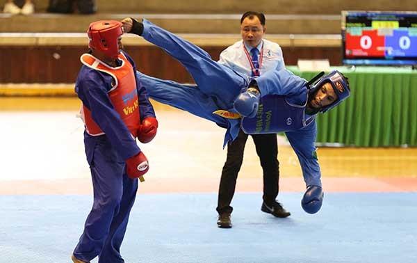 Vietnam sigue liderando el mundo en el arte marcial Vovinam