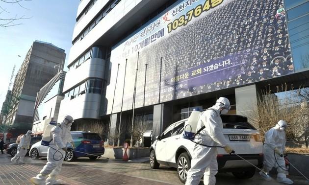 Ciudadanos vietnamitas mantienen actividades laborales en Japón y Corea del Sur pese al Covid-19