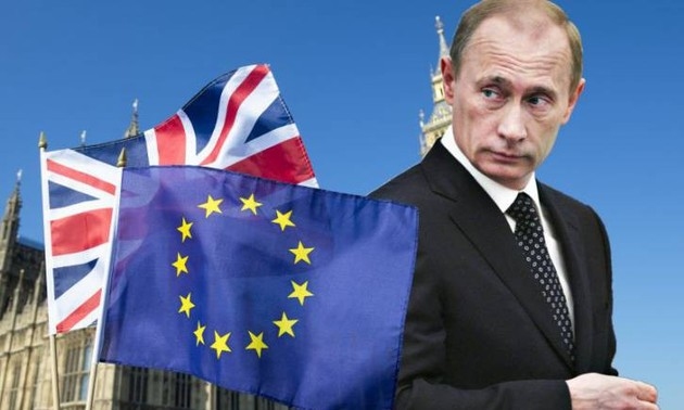 Unión Europea prolonga sanción impuesta a ciudadanos rusos