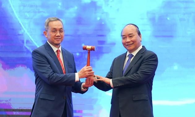 Concluye la 37ª Cumbre de la Asean y sus conferencias relacionadas