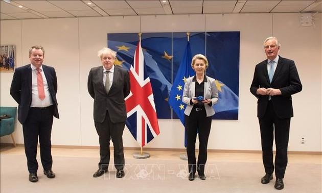 UE lista para responder a la ausencia de un acuerdo comercial con el Reino Unido después del Brexit