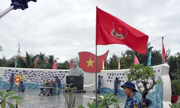 Territorios insulares y fronterizos de Vietnam en vísperas del Año Nuevo Lunar 2021