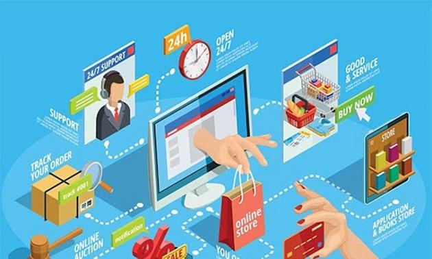 Vietnam fortalecerá el comercio electrónico con el programa GoOnline