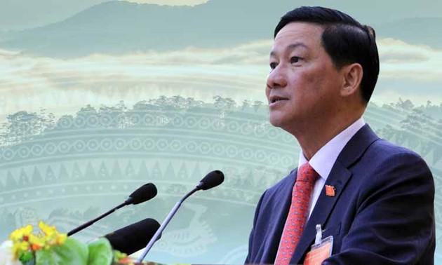 Localidades del centro y el sur de Vietnam conceptualizan la Resolución del XIII Congreso Nacional del PCV