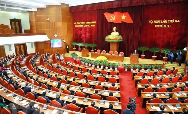 Comunicado del segundo Pleno del Comité Central del PCV, XIII mandato