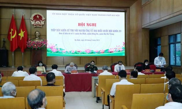 El máximo líder de Vietnam presenta su candidatura a diputado parlamentario de Hanói