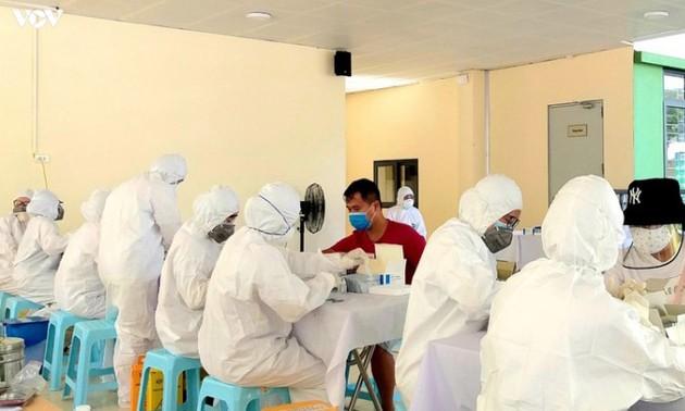 Vietnam refuerza las medidas preventivas frente al aumento de contagios del covid-19