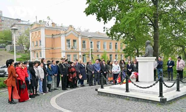 Celebran el 131 aniversario del natalicio del presidente Ho Chi Minh en diversos países del mundo