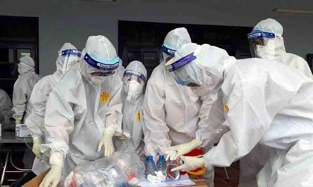 Vietnam renueva la estrategia antiepidémica en las dos localidades más afectadas por el covid-19