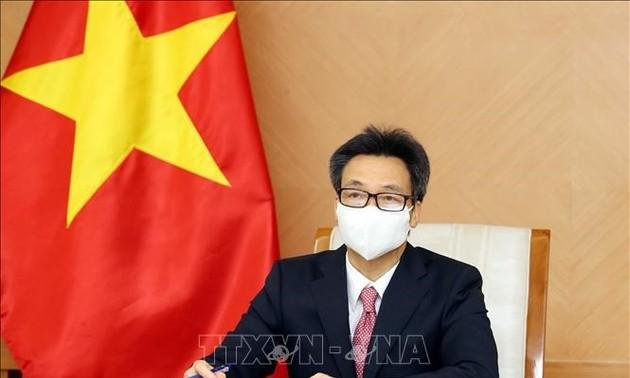 La OMS respalda una rápida transferencia de tecnología de producción de vacunas del mecanismo COVAX a Vietnam