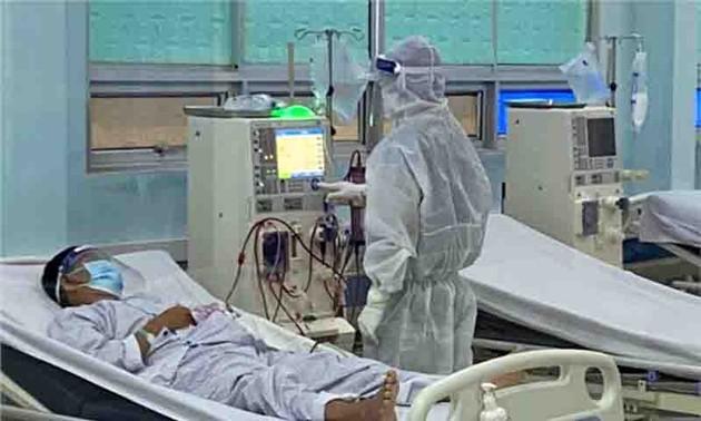 Ciudad Ho Chi Minh dispone de 7 instalaciones sanitarias para tratar a los pacientes con covid-19