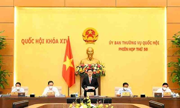 El Comité Permanente de la Asamblea Nacional sesionará la próxima semana