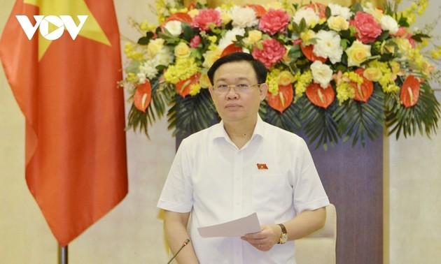 Vietnam determinado a construir un Estado de Derecho socialista hasta 2030 y con visión a 2045