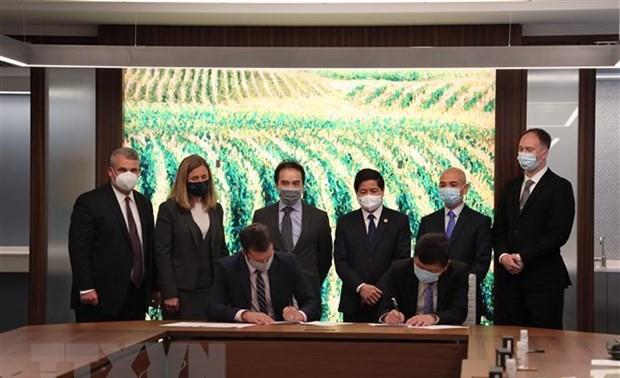Estados Unidos apoyará a Vietnam en el desarrollo de alimentación animal y biocombustibles