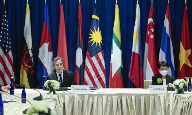 Estados Unidos respalda el papel y la visión indopacífica de la ASEAN