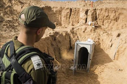 Israel destruye otro túnel del Hamas en Gaza
