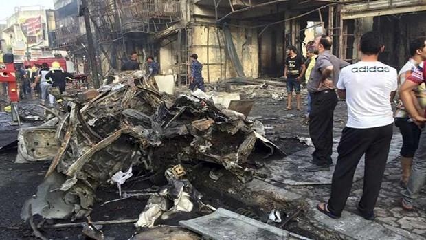 Irak: Civiles muertos en explosión contra una mezquita chiíta en Bagdad
