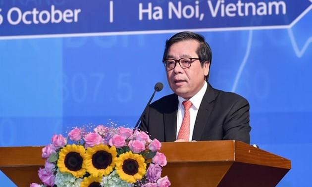 Celebran el Simposio de Banca y Finanzas de Vietnam