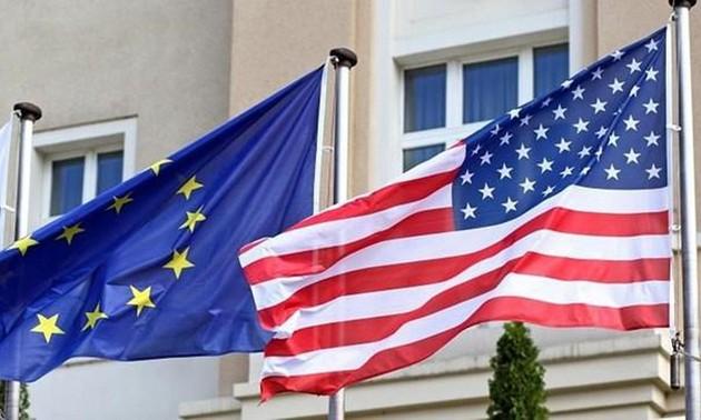 Unión Europea y Estados Unidos promueven diálogo de política exterior