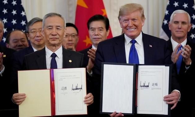 China y Estados Unidos abordan temas importantes del comercio bilateral