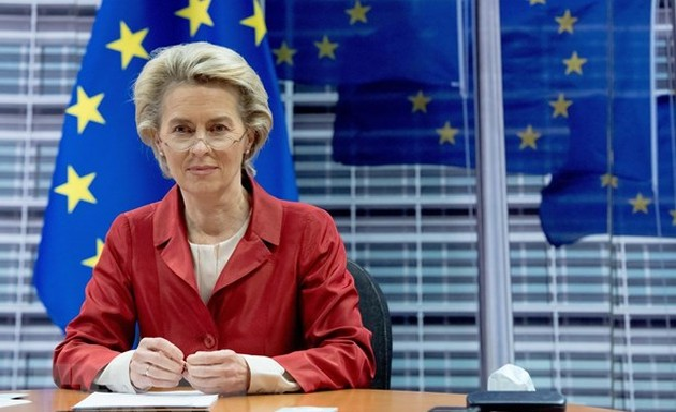 Presidenta de la CE: El acuerdo comercial posterior al Brexit no debe dañar al mercado europeo