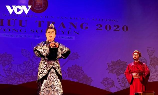 Artistas en el sur de Vietnam y sus esfuerzos por preservar el Cai luong