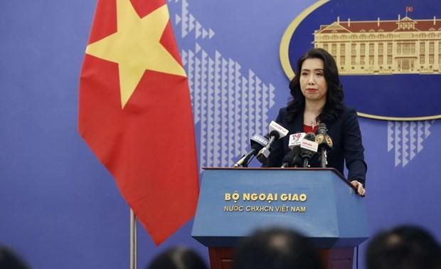 Asistirá canciller vietnamita a la Reunión restringida de Ministros de Relaciones Exteriores de la Asean