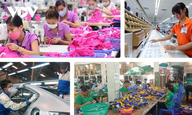 Vietnam, por un crecimiento económico rápido y sostenible en 2021