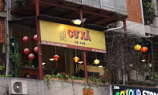 La cafeteria que guarda el recuerdo del antiguo Hanói