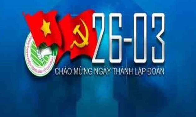 Cantar a la Unión de Jóvenes Comunistas Ho Chi Minh