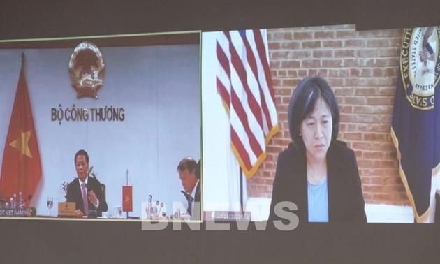 Vietnam y Estados Unidos fortalecen cooperación comercial