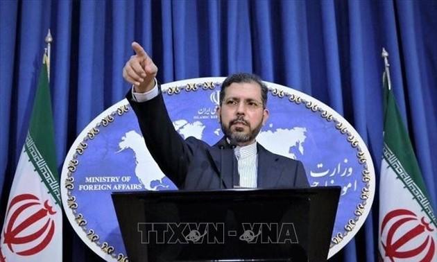 Irán reafirma su postura sobre negociaciones nucleares con Estados Unidos