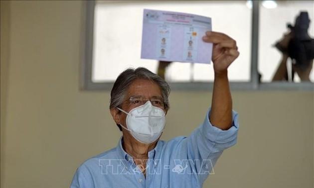 Guillermo Lasso electo como nuevo presidente de Ecuador