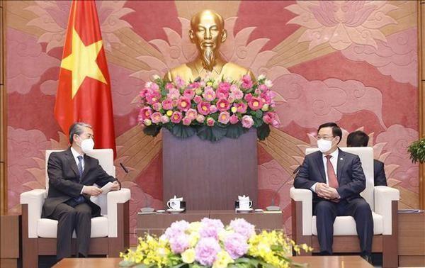 Vietnam por desarrollar la asociación estratégica integral con China