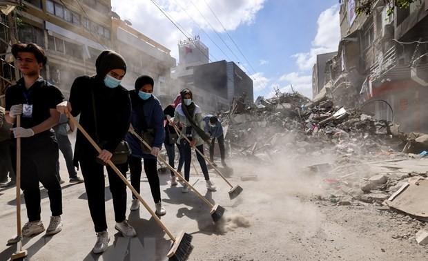 Estados Unidos agradece a Egipto por promover un alto el fuego duradero en Gaza
