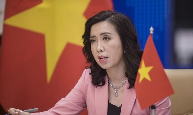 Vietnam alaba la promulgación de la Ley de Delitos de Odio Covid-19 de Estados Unidos