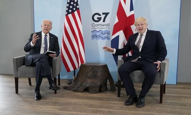 Estados Unidos y Reino Unido reafirman su compromiso con el acuerdo de paz de Irlanda del Norte