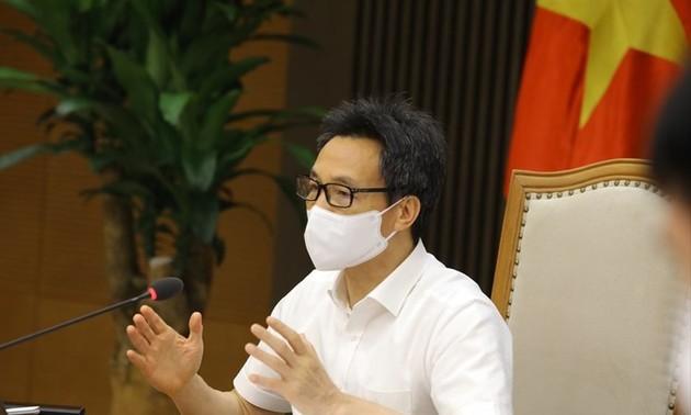 Ciudad Ho Chi Minh necesita aplicar restricciones a la menor escala posible, según vicepremier vietnamita