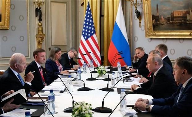 Kremlin: Estados Unidos aún busca contener a Rusia tras cumbre bilateral